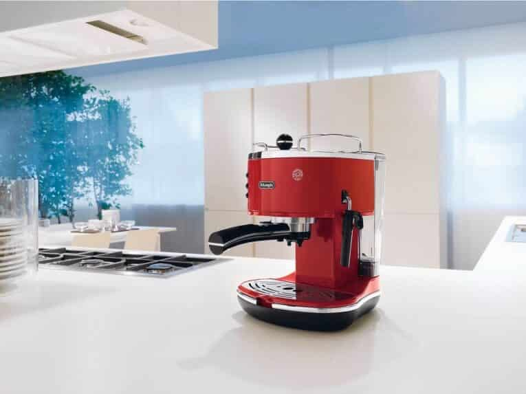 Delonghi Icona eco 310 wall review espressomachine