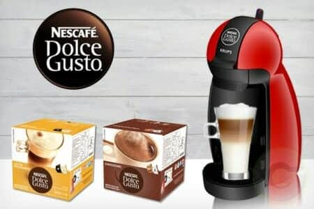 nescafe dolce gusto piccolo review. Black Bedroom Furniture Sets. Home Design Ideas