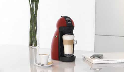 Review Nescafe Dolce Gusto Piccolo wall