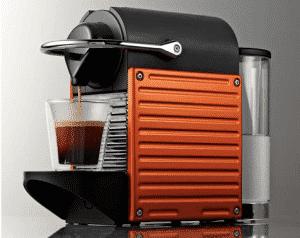 Nespresso pixie koffie