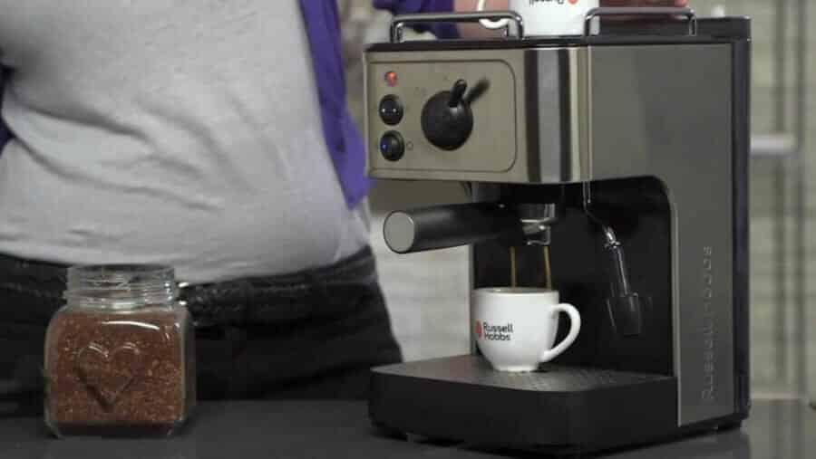 Russell Hobbs 18623 review koffiezetapparaat