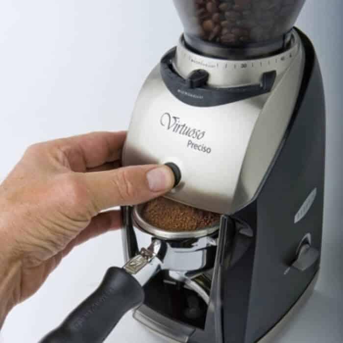 Baratza Virtuoso Preciso review koffiemolen