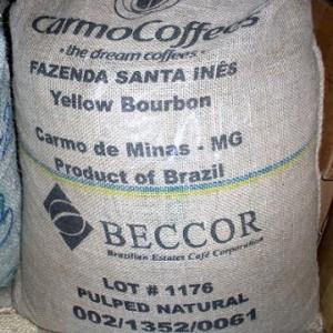 Fazenda Santa Ines Koffie