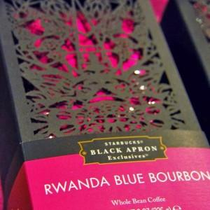 Starbucks Rwanda Blue Bourbon koffie duurste