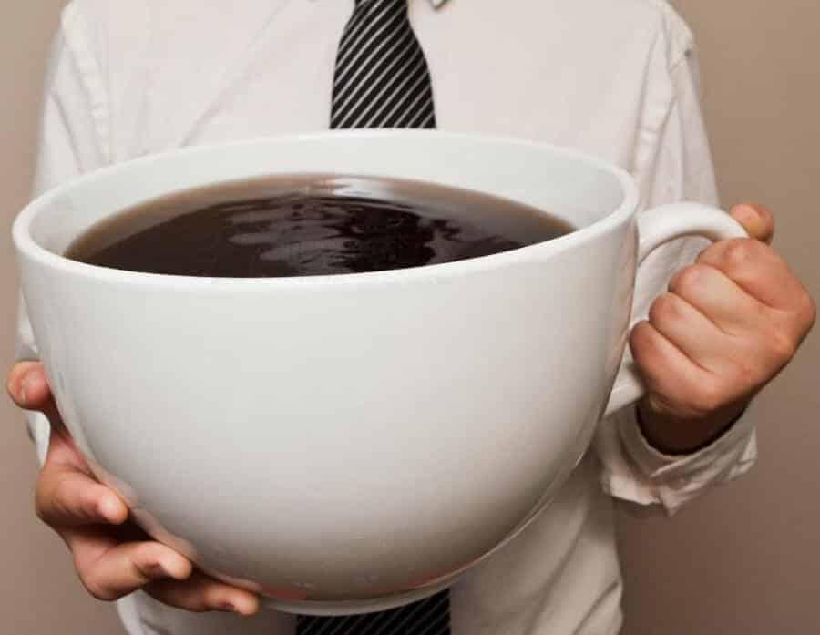 goede koffiemok