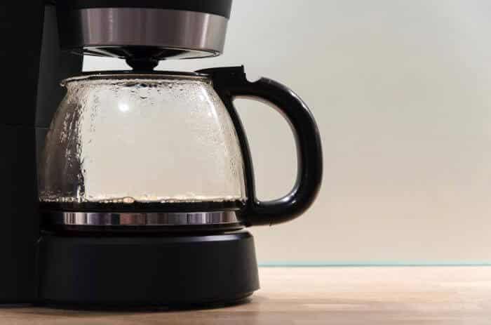 hoe werkt een koffiezetapparaat wall