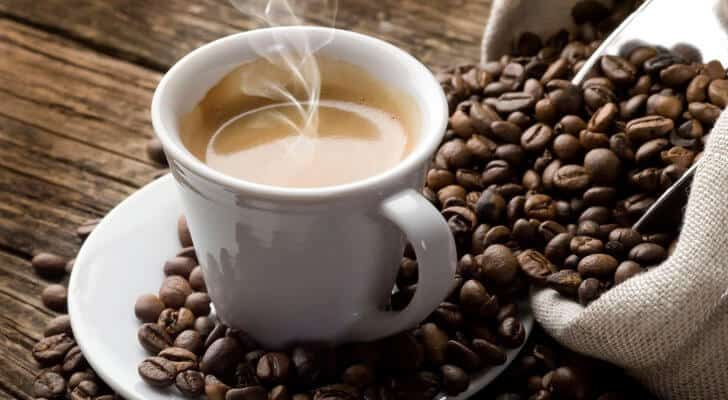 koffie zetten thuis