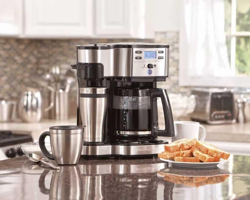 hoe kies je de juiste koffiemachine