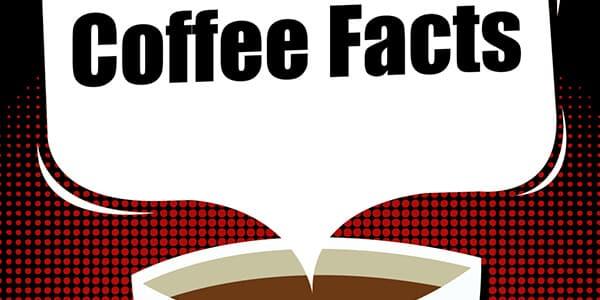 koffiefacts koffiefeiten