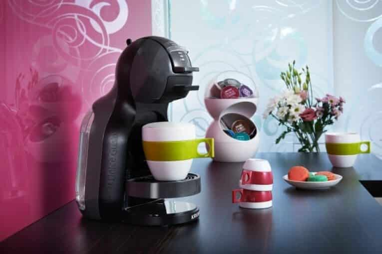 Dolce Gusto mini me review wall