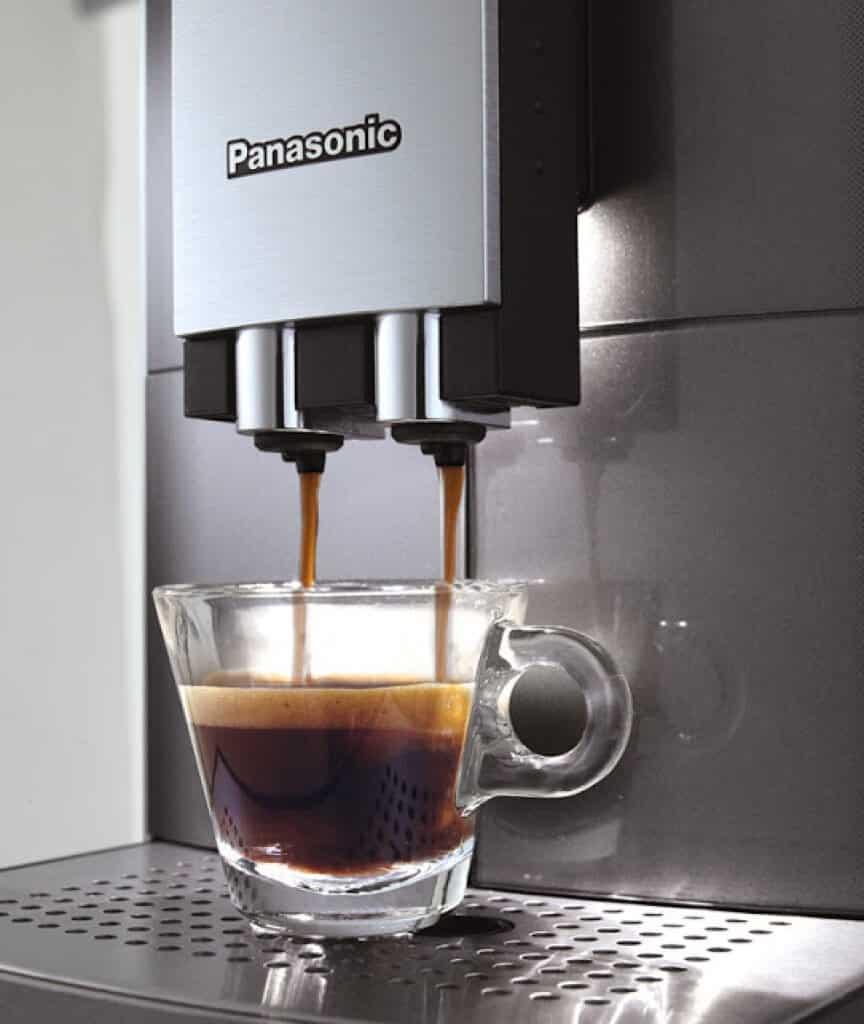 Panasonic NC-ZA1 koffie espresso