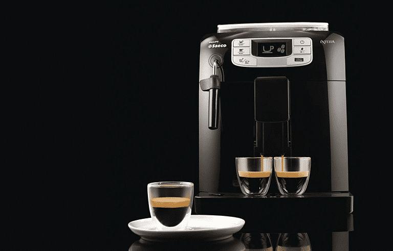 Saeco Intelia HD8751 review koffiezetapparaat