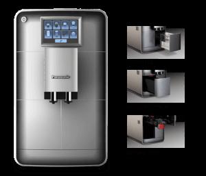 review Panasonic NC-ZA1 koffiezetapparaat onderdelen