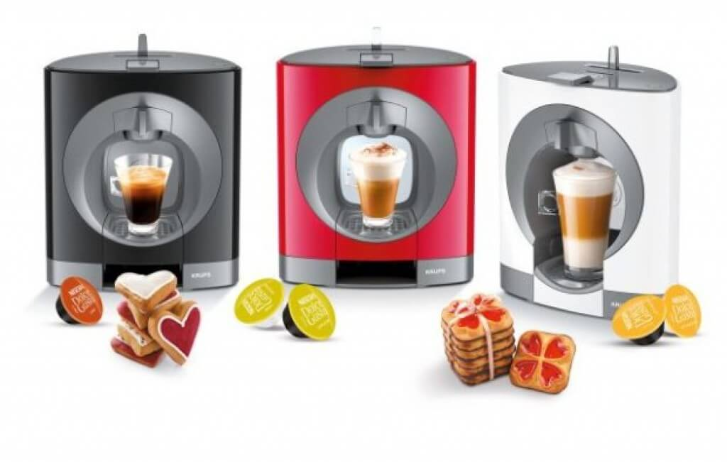 dolce gusto oblo review van krups vivakoffie. Black Bedroom Furniture Sets. Home Design Ideas