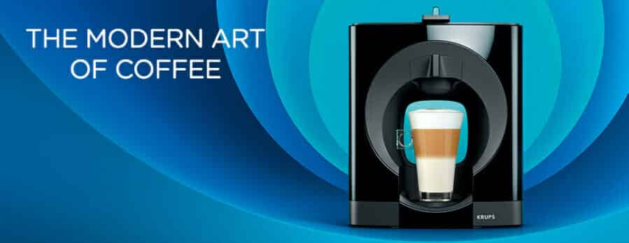 Dolce Gusto Oblo review wall