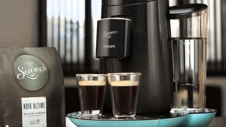 Philips Senseo Twist review koffiepadmachine