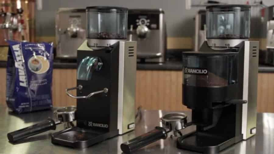Rancilio ROCKY review koffiemolen