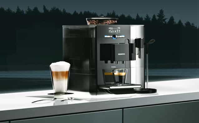 Beste volautomatische espressomachine kopen siemens