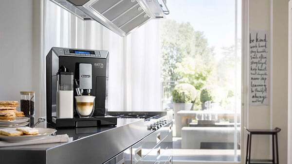 DeLonghi Eletta Cappuccino Top kopen review wallpaper