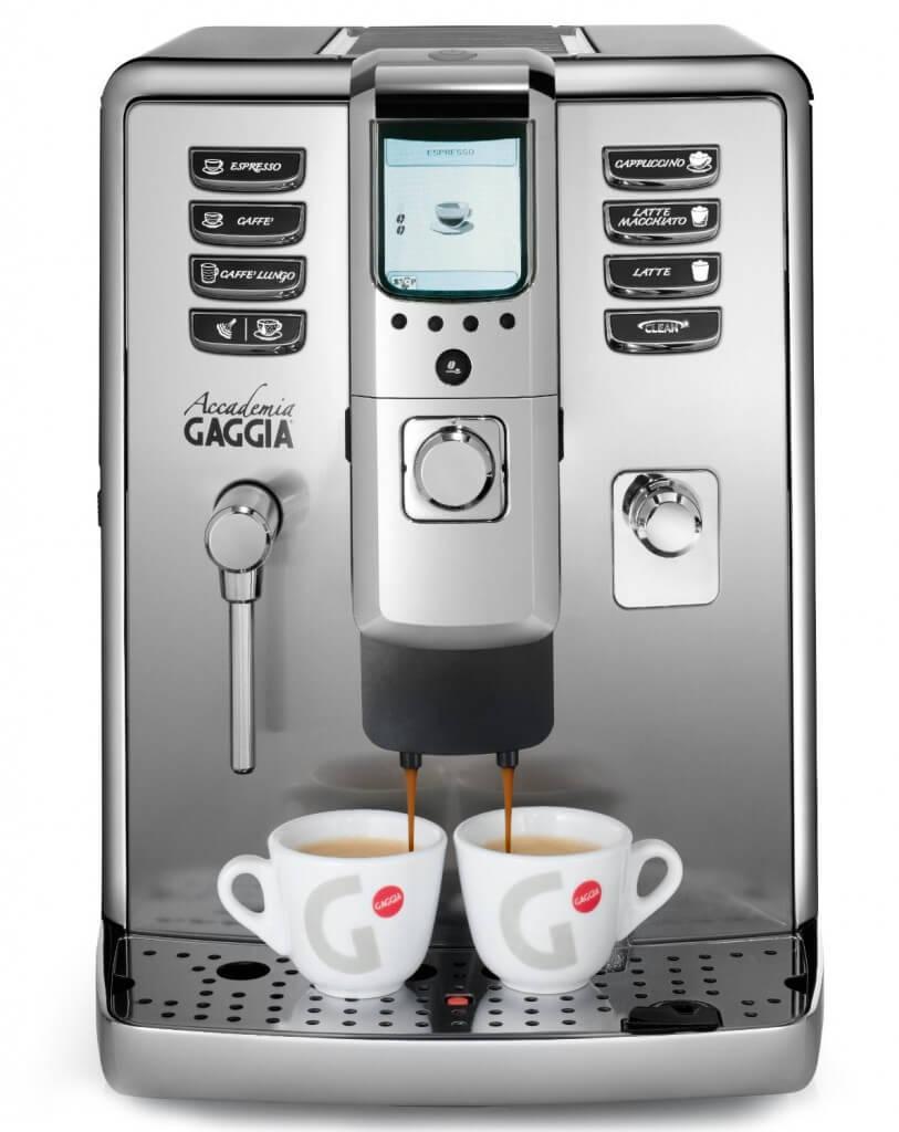 Gaggia Accademia review espresso machine