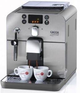 Gaggia Titanium volautomaat espressomachine