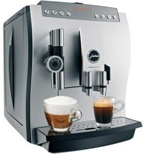 Jura Impressa Z7 OTC volautomatisch espressomachine