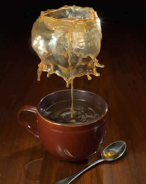 Koffie Splash 1