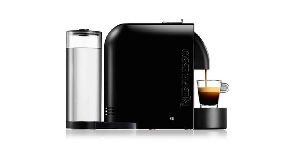 Nespresso U koffiezetapparaat