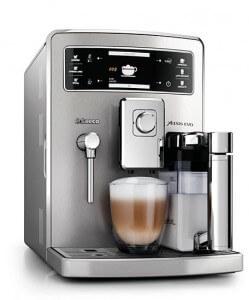 Saeco Xelsis EVO volautomaat espresso machine