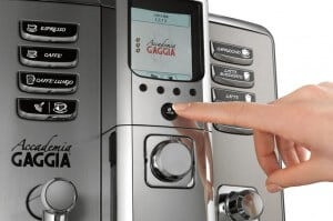 display Gaggia Accademia review