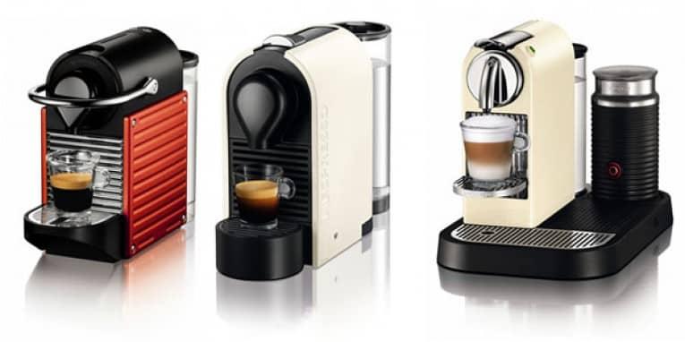 Nespresso machine kopen