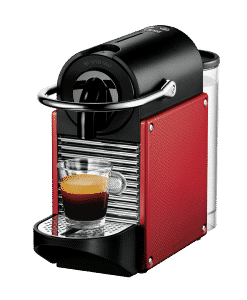 Nespresso machine pixie