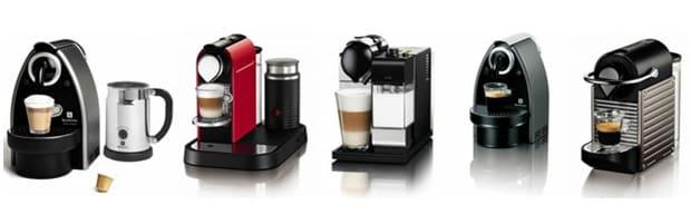 Welke Nespresso machine kopen