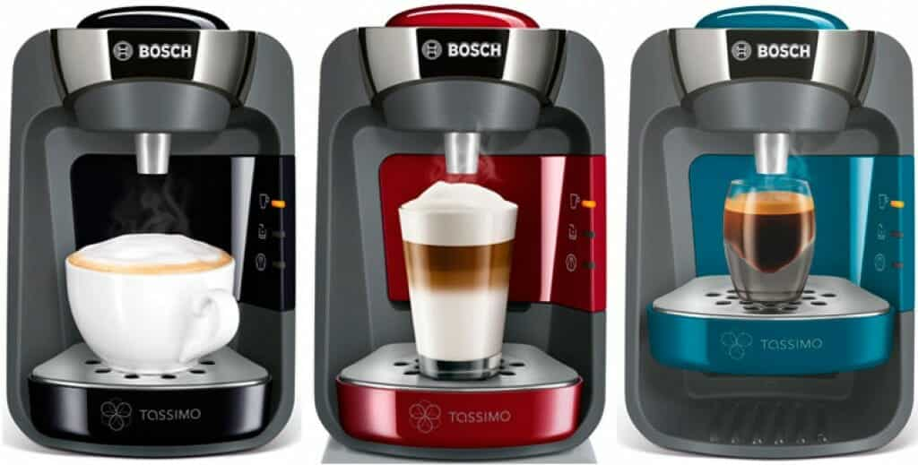 Bosch Tassimo Vivy koffiezetapparaat review