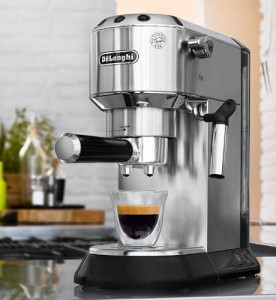 DeLonghi Dedica espresso machine review