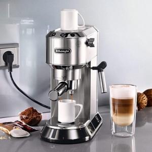 DeLonghi Dedica koffie espresso