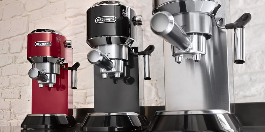 DeLonghi Dedica review espressomachine