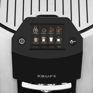 Krups EA9000 review display espresso machine