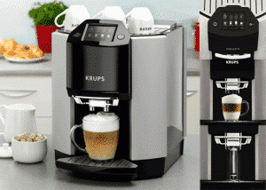 Krups EA9000 review volautomatische espressomachine barista