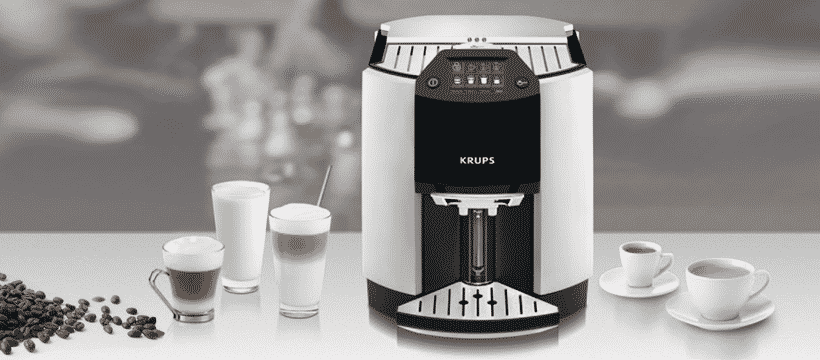Krups EA9000 review