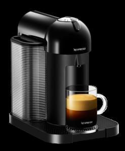 Nespresso Vertuoline review koffiezetapparaat