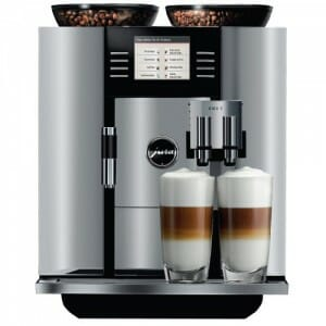 jura giga 5 kopen review een volautomatische koffiemachine vivakoffie. Black Bedroom Furniture Sets. Home Design Ideas