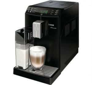 Koffiezetapparaat met Bonen Saeco Minuto HD8763