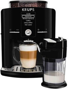 Krups EA8298 review volautomatisch cappuccino machine