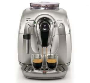 Saeco HD8747 Xsmall koffiezetapparaat bonen