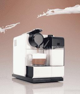 delonghi nespresso lattissima touch koffie
