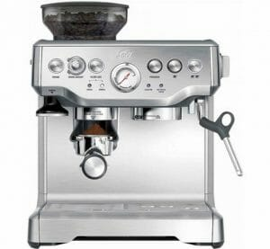 Solis Grind & Infuse Pro espresso machine bonen