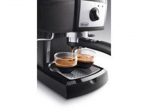 DeLonghi EC156 review - espresso apparaat