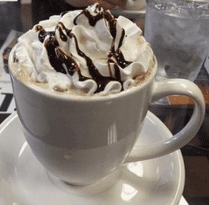 nutella koffie