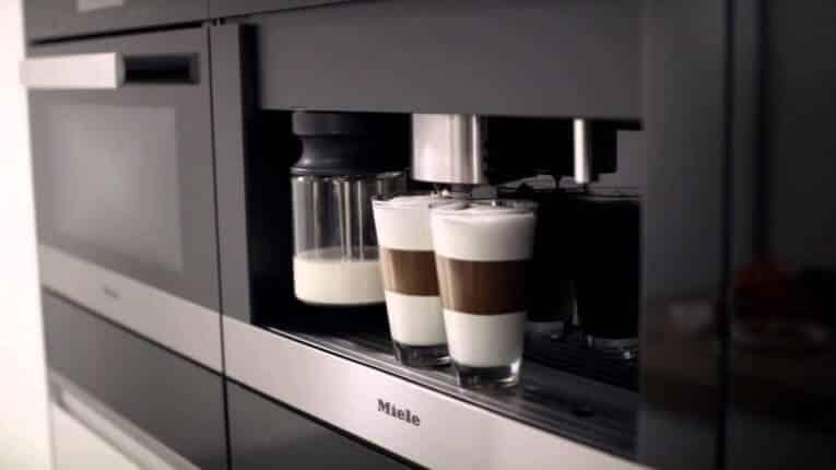 Koffieapparaten